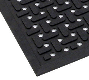 image of commercial important kitchen floor to mats restaurant
